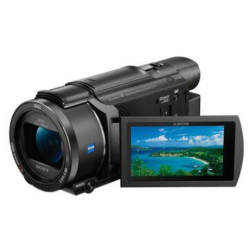 Sony 4K Ultra HD Handycam Camcorder Black, , large