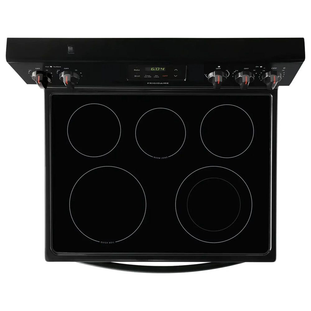 """Frigidaire 30"""" Electric Range with Ceramic-Top in Black, , large"""