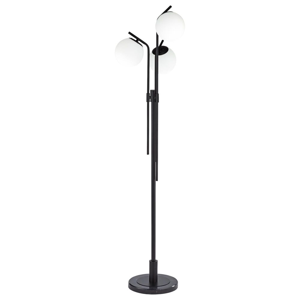 Pacific Coast Lighting Hamilton Floor Lamp in Black, , large