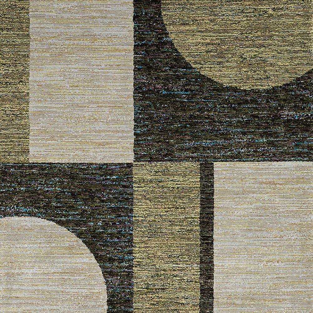 "Oriental Weavers Strada STR05 2'3"" x 8' Gold Runner, , large"