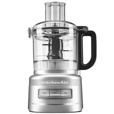 KitchenAid 7 Cup Food Processor in Contour Silver, , large