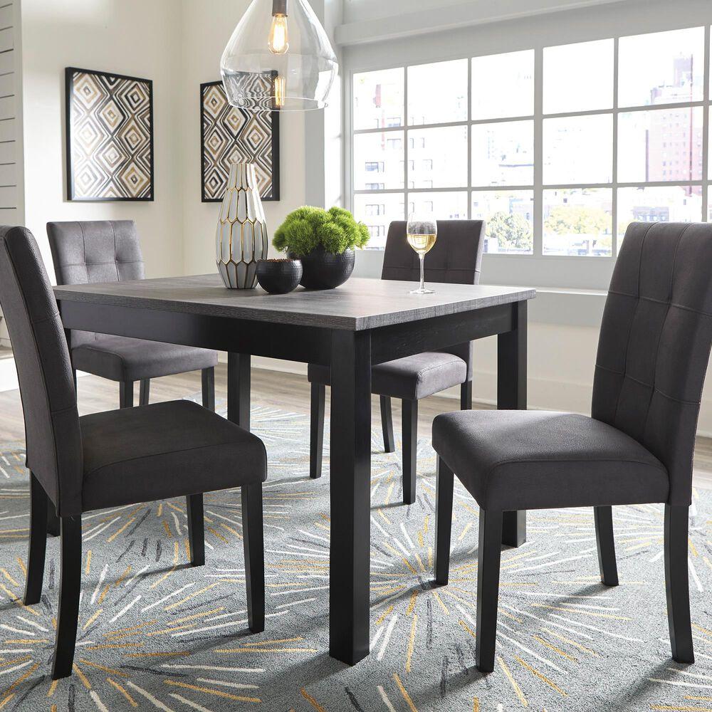 signature designashley garvine 5piece dining table
