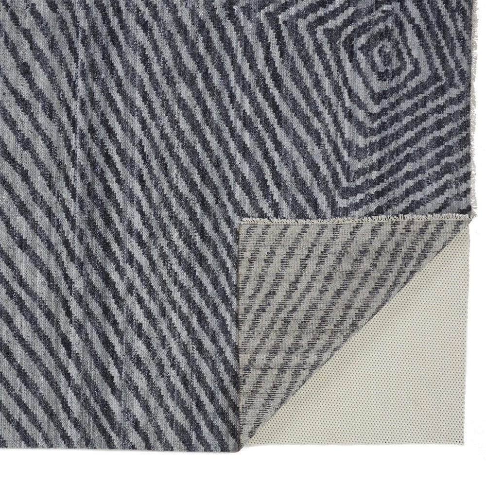 Feizy Rugs Vivien 6555F 10' x 14' Gray Area Rug, , large