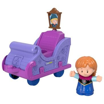 Fisher-Price Little People Disney Frozen Parade Anna Float, , large
