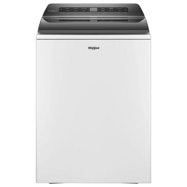 Whirlpool 4.7 Cu. Ft. Top Load Washer with Agitator in White, , large