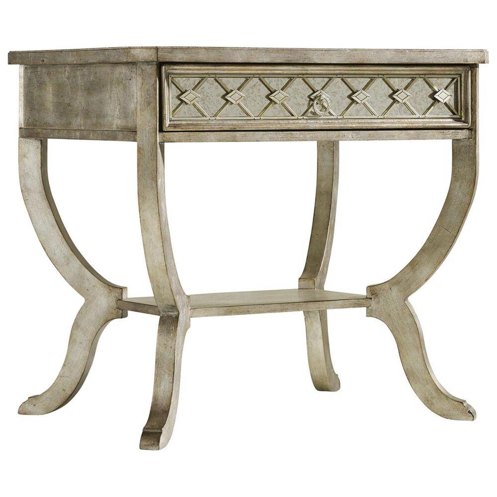 Hooker Furniture Sanctuary Bedside Table in Bardot, , large