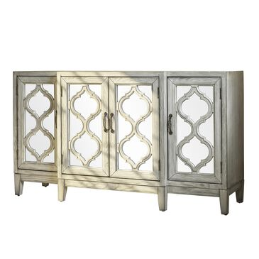 Pacific Landing Accent Cabinet in Antique White, , large