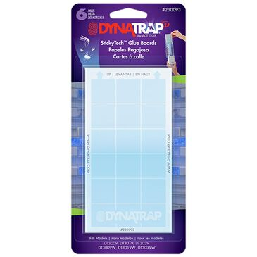 Dynatrap StickyTech Replacement Glue Cards for Flylight Insect Trap, , large
