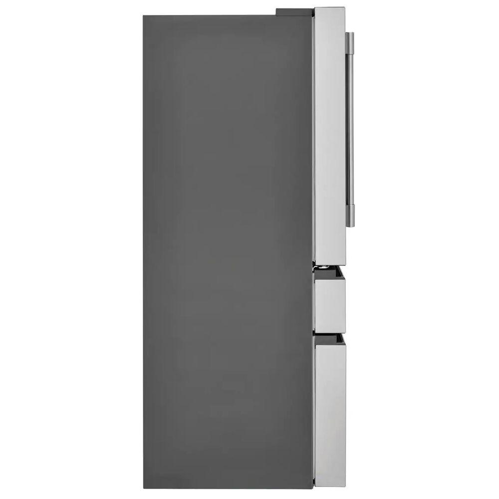 Frigidaire Professional 21.8 Cu. Ft. Counter-Depth 4-Door French Door Refrigerator in Stainless Steel , , large