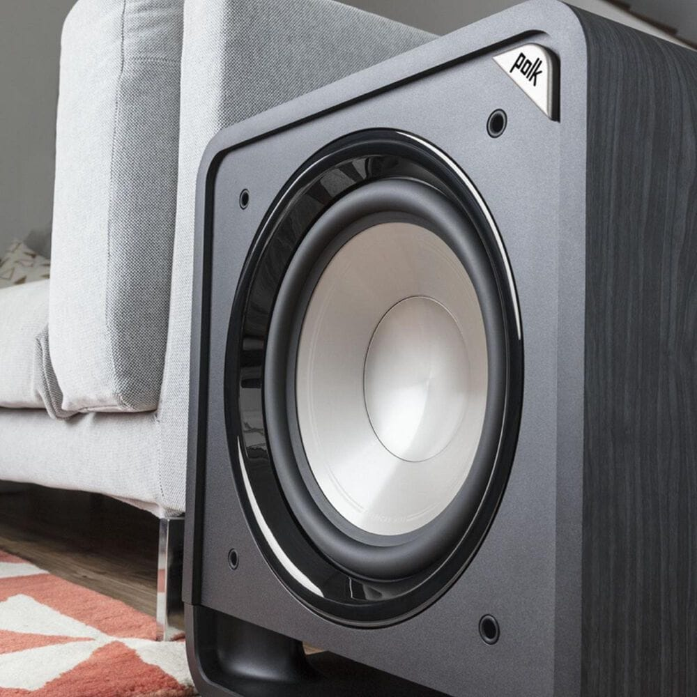 """Polk 12"""" Subwoofer with Power Port Technology, , large"""