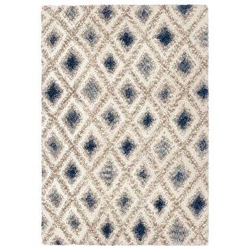 "Orian Cotton Tail Pindleton JA15 5'3"" x 7'6"" Taupe Area Rug, , large"