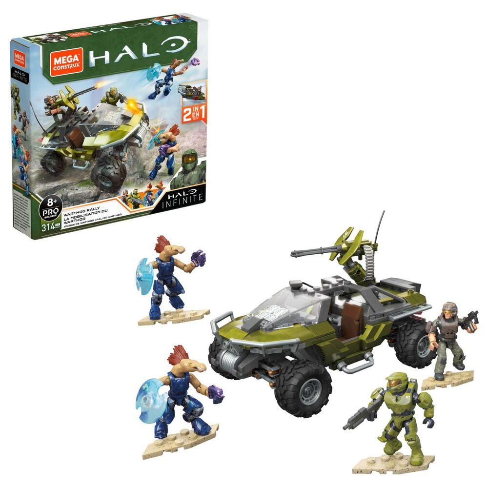 Mega Construx Halo Warthog Rally, , large