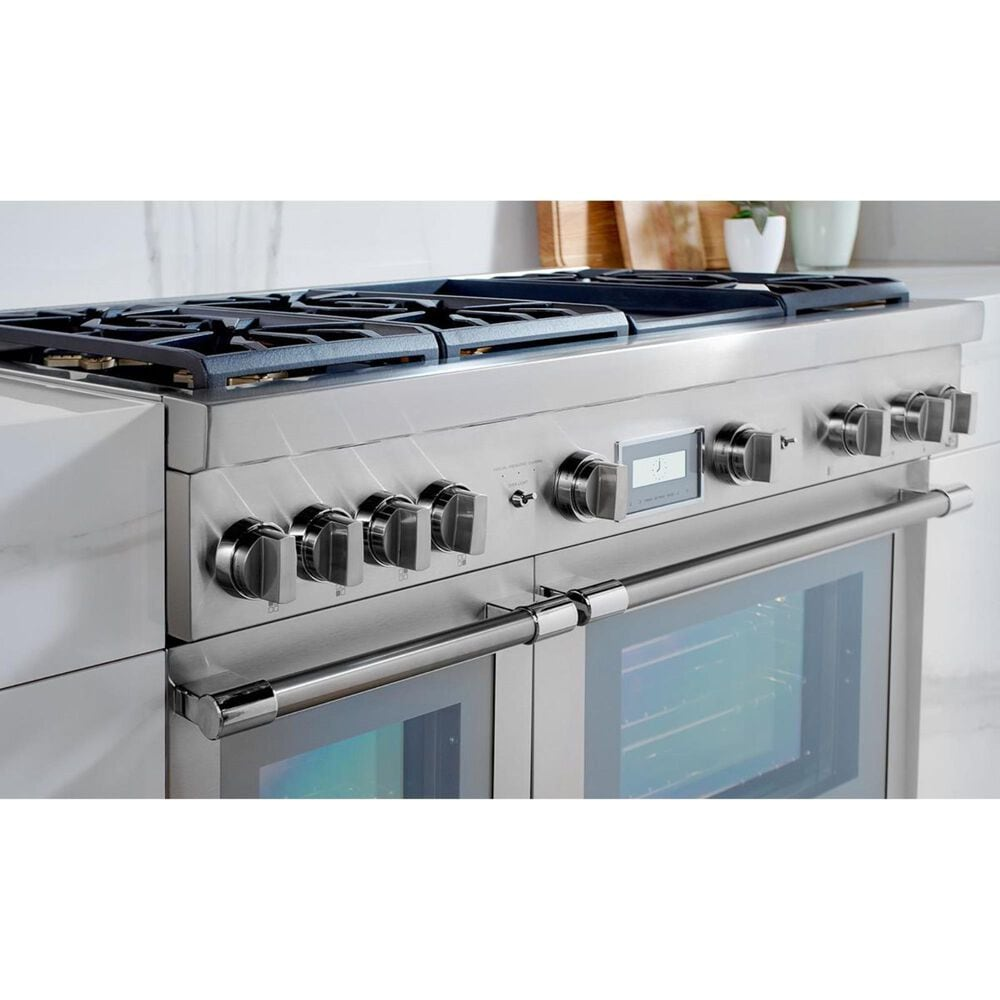 """Thermador 36"""" Professional Harmony Range 4-Burner in Stainless Steel, , large"""