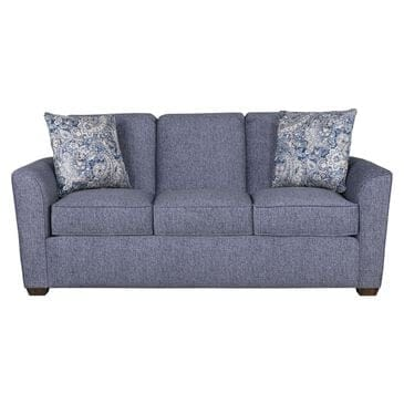 Flexsteel Lakewood Sofa in Indigo Blue, , large