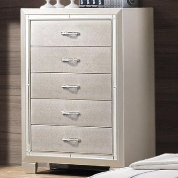 Mayberry Hill Platinum Youth Chest in Platinum, , large