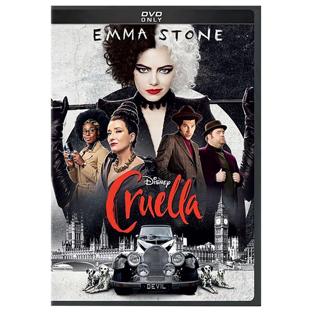 Cruella [DVD], , large