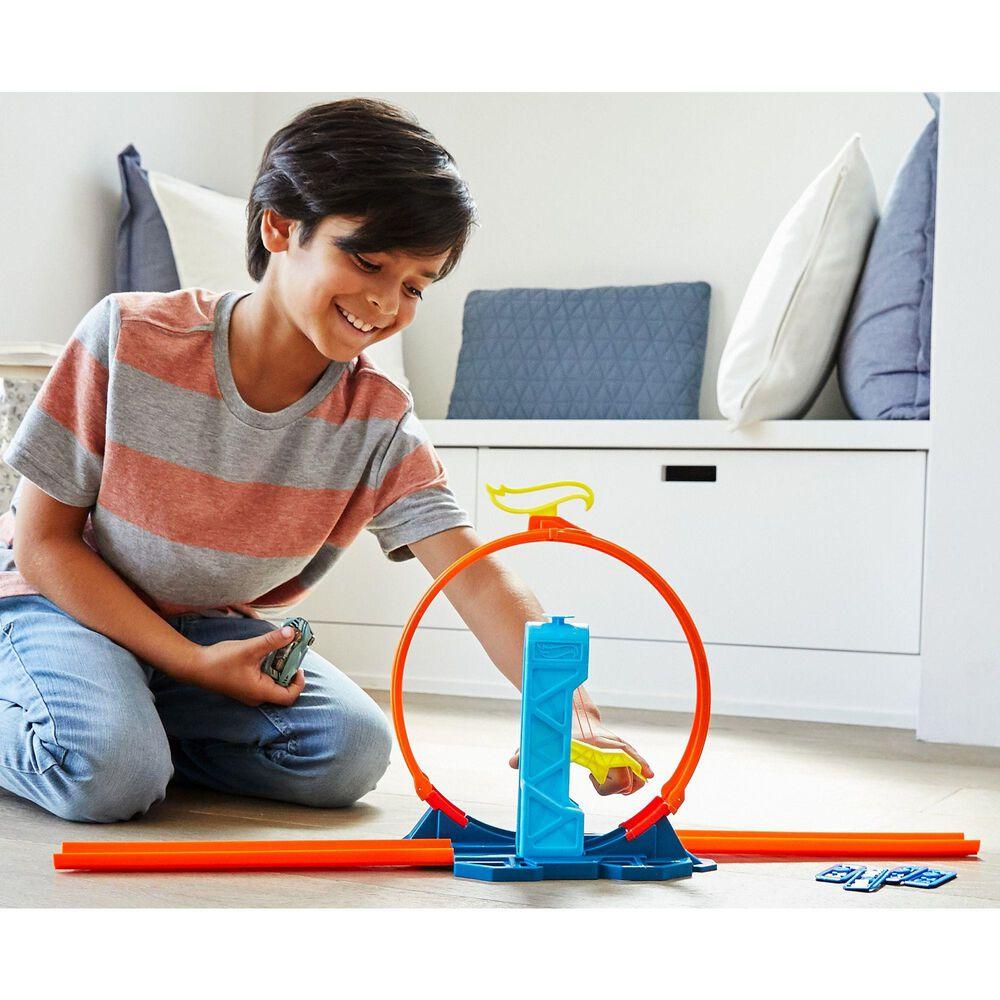 Mattel Hot Wheels Track Builder Unlimited Loop Kicker Pack, , large