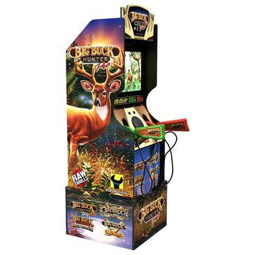 Arcade1up 4' Big Buck Hunter Arcade Game with Riser, , large