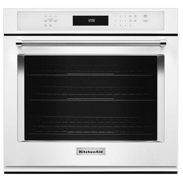 """KitchenAid 30"""" Single Wall Oven with Even-Heat True Convection, , large"""