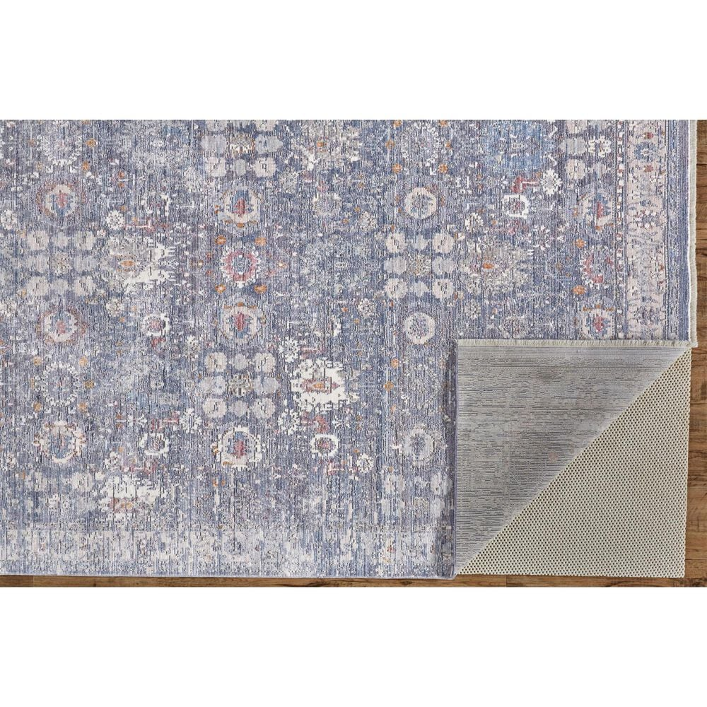 Feizy Rugs Cecily 3587F 2' x 3' Moonlight Scatter Rug, , large