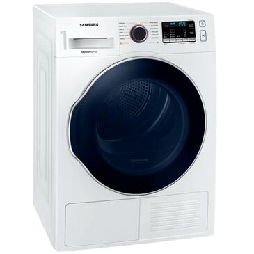 Samsung 4.0 Cu Ft Ventless Dryer in White, , large