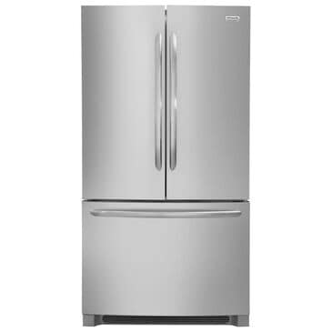 Frigidaire Gallery 27.6 Cu. Ft. French Door Refrigerator in Stainless Steel , , large