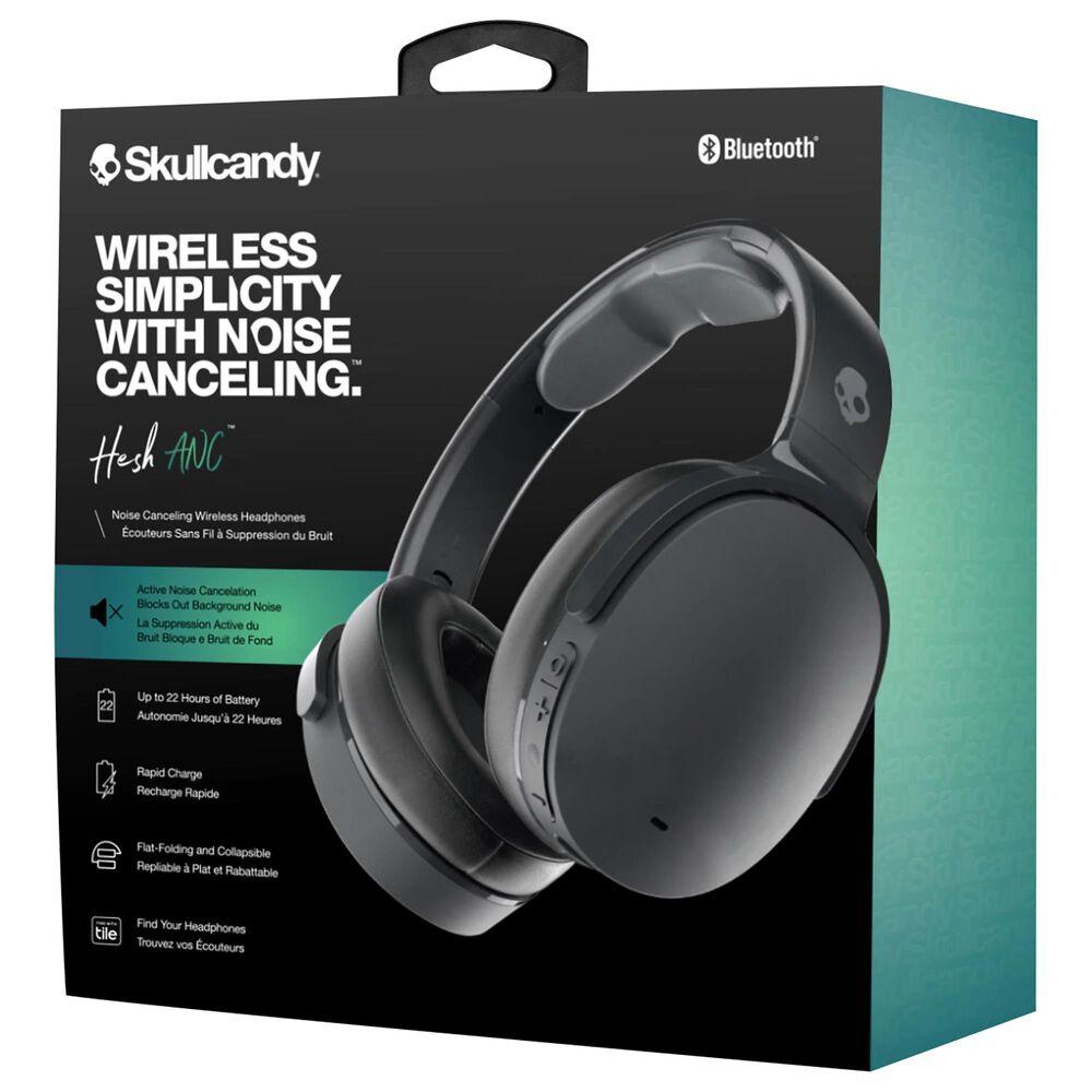 Skullcandy Hesh ANC Noise Canceling Wireless Headphones in True Black, , large