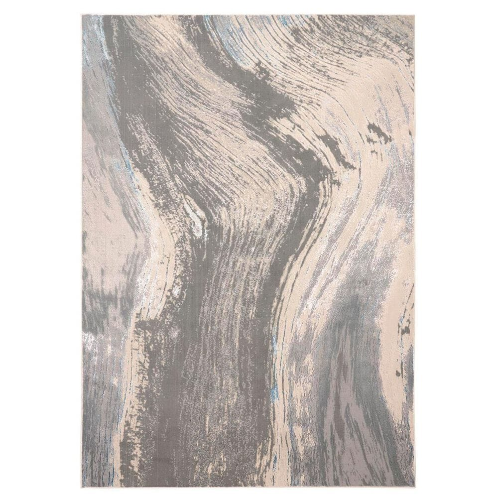 """Feizy Rugs Azure 3524F 10' x 13'2"""" Gray and Silver Area Rug, , large"""