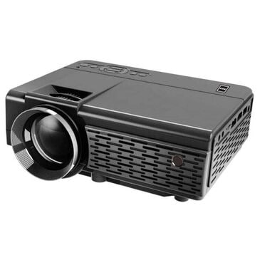RCA Bluetooth Home Theater Projector in Black, , large