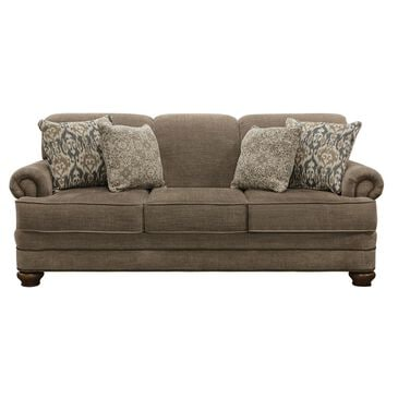 Ball Creek Designs Reed Sofa in Abruzzo Taupe, , large