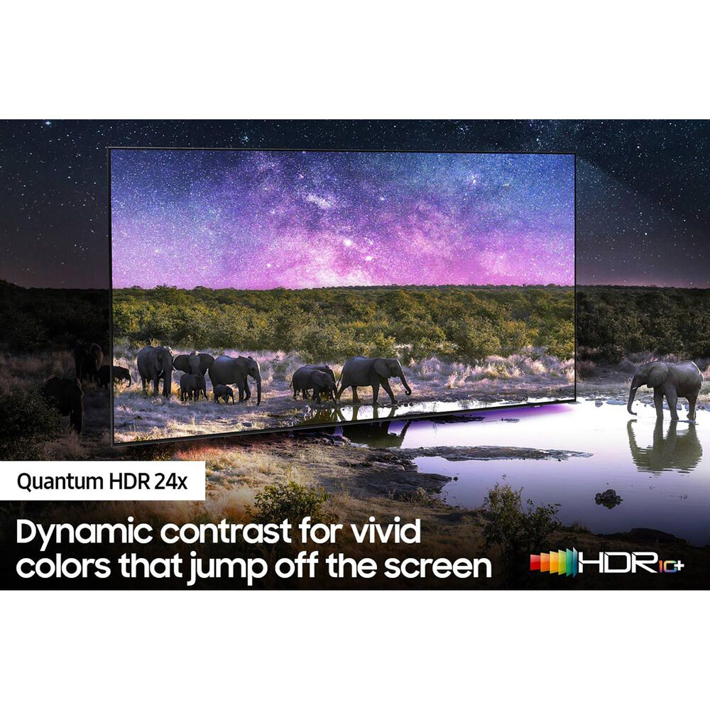 """Samsung 85"""" QN85A Class 4K Smart TV Neo QLED HDTV with HDR, , large"""