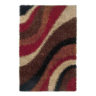 RIZZY Kempton KM2322 3' Round Multi-Color Area Rug, , large