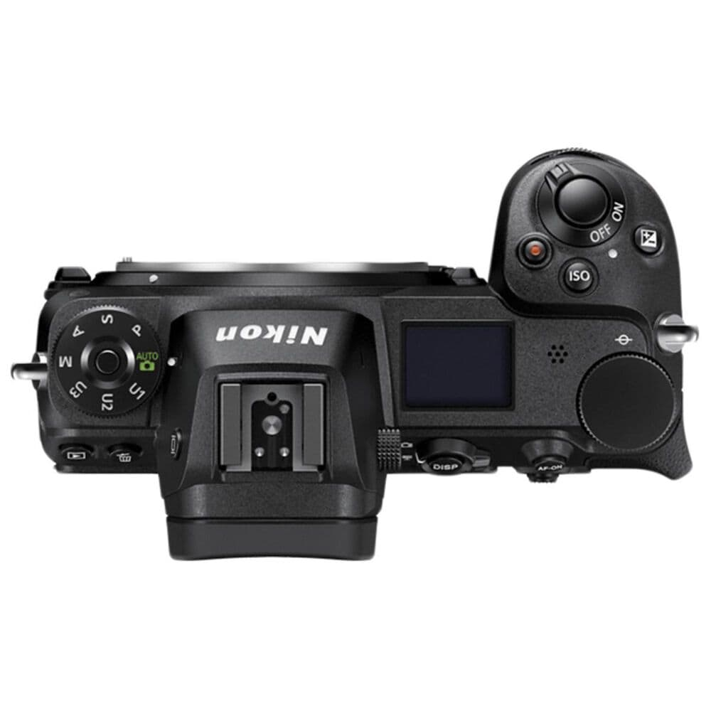 Nikon Z6 FX-Format Mirrorless Camera (Body Only) with FTZ Mount Adapter, , large