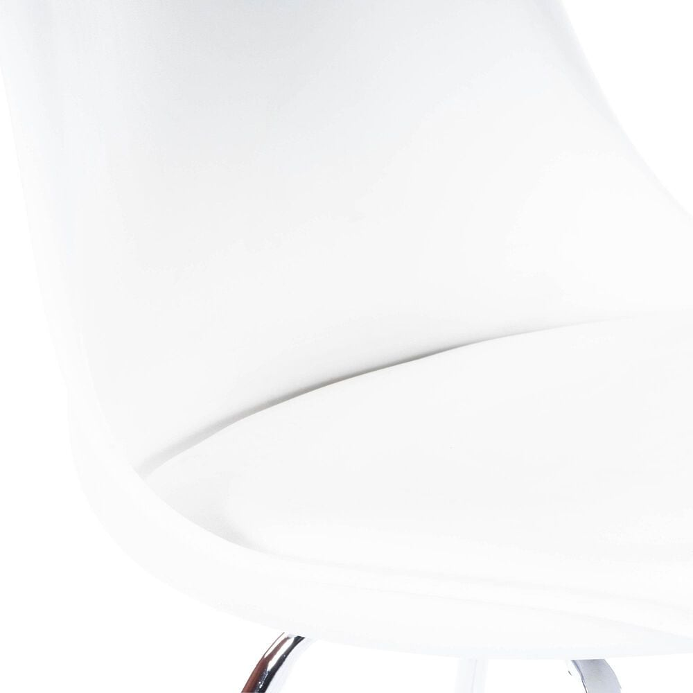 Butler Horace Accent Chair in White, , large