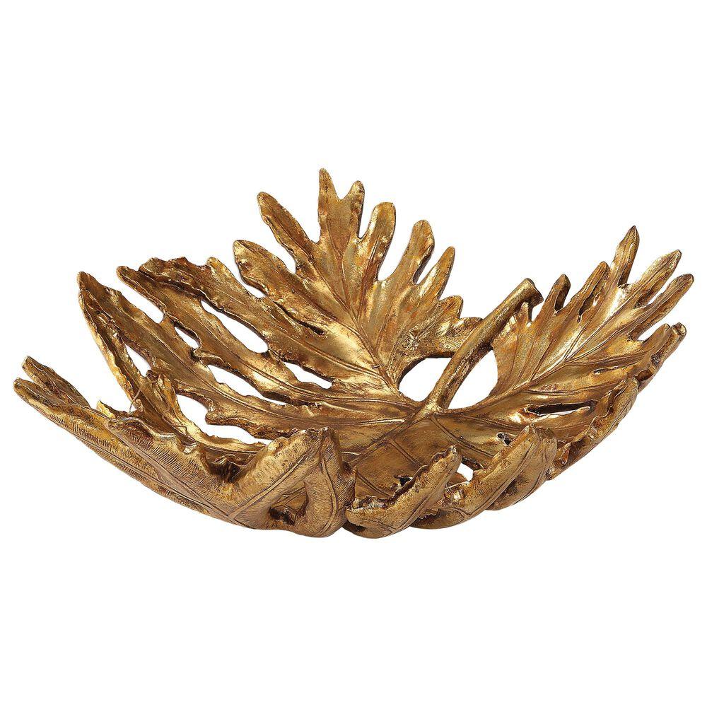 Uttermost Gold Bowl, , large