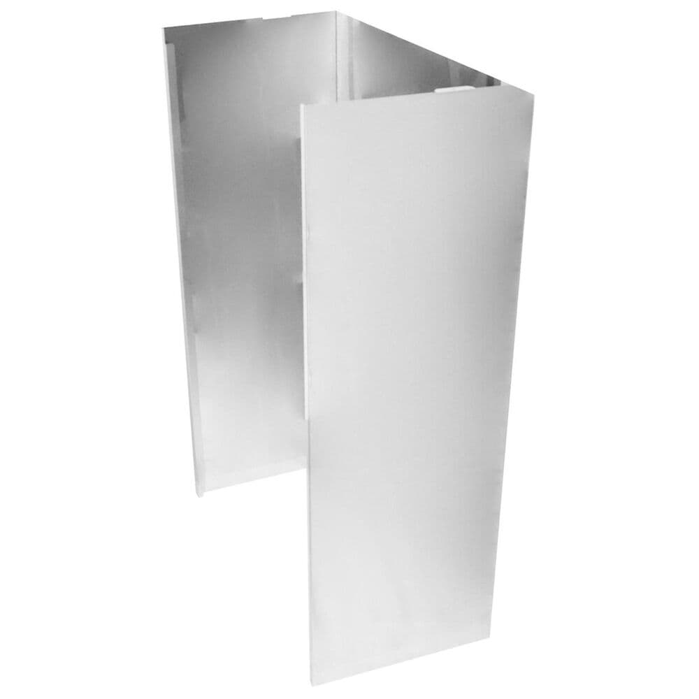 Whirlpool Chimney Extension Kit for Wall Mount Hoods in Stainless Steel, , large