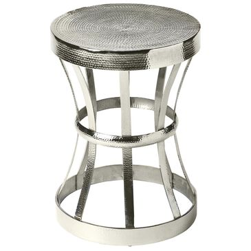 Butler Broussard End Table in Silver, , large