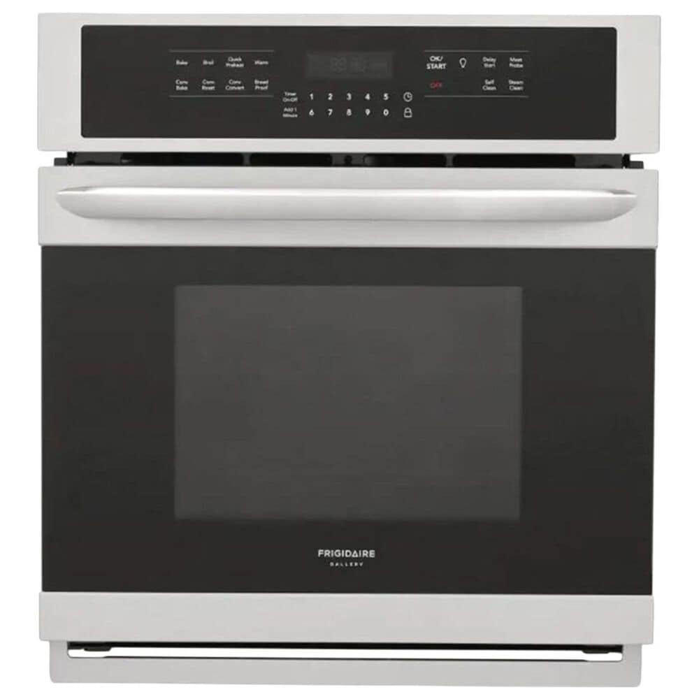 Frigidaire 27'' Single Electric Wall Oven in Stainless Steel, , large