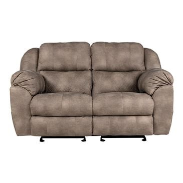 Hartsfield Flynn Power Rocker Recliner Loveseat with Headrest and Lumbar in Fig, , large