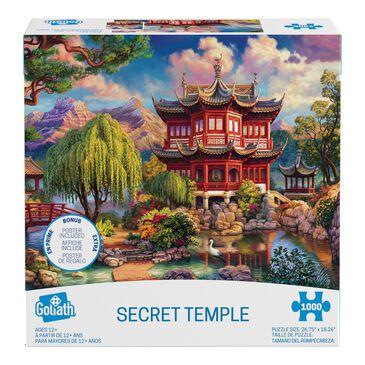Goliath Games Image World Puzzles - Secret Temple, , large