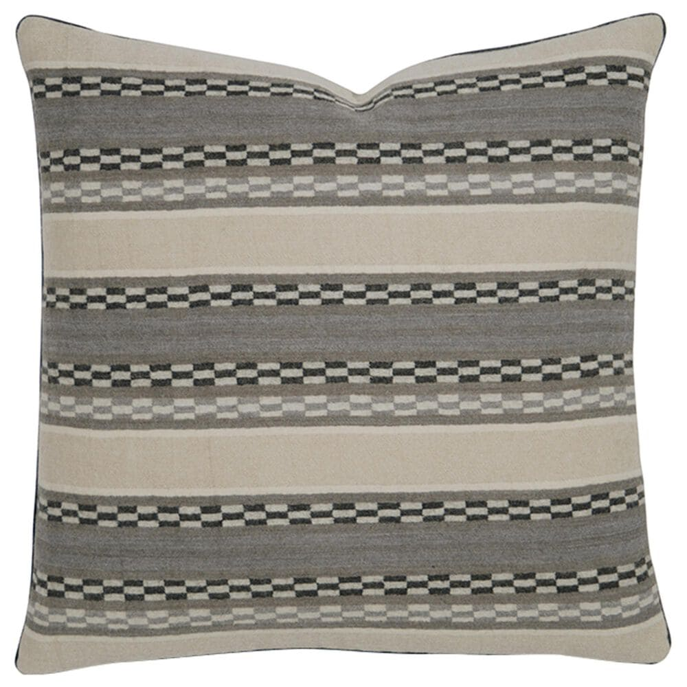 Eastern Accents Telluride Decorative Pillow in Gray, , large