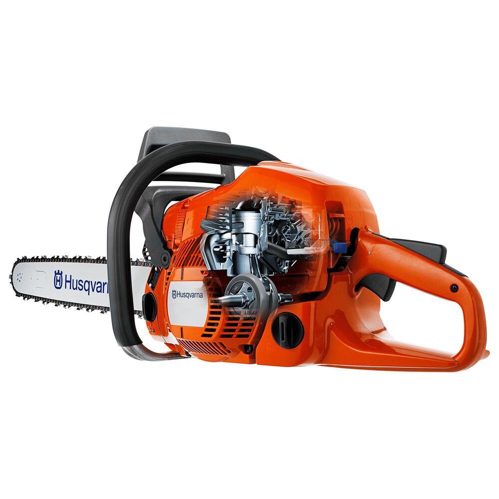 "Husqvarna 455 Rancher 20"" Chainsaw in Orange, , large"