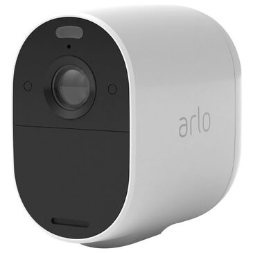 Arlo Essential Spotlight Wireless 3-Pack Camera in White, , large