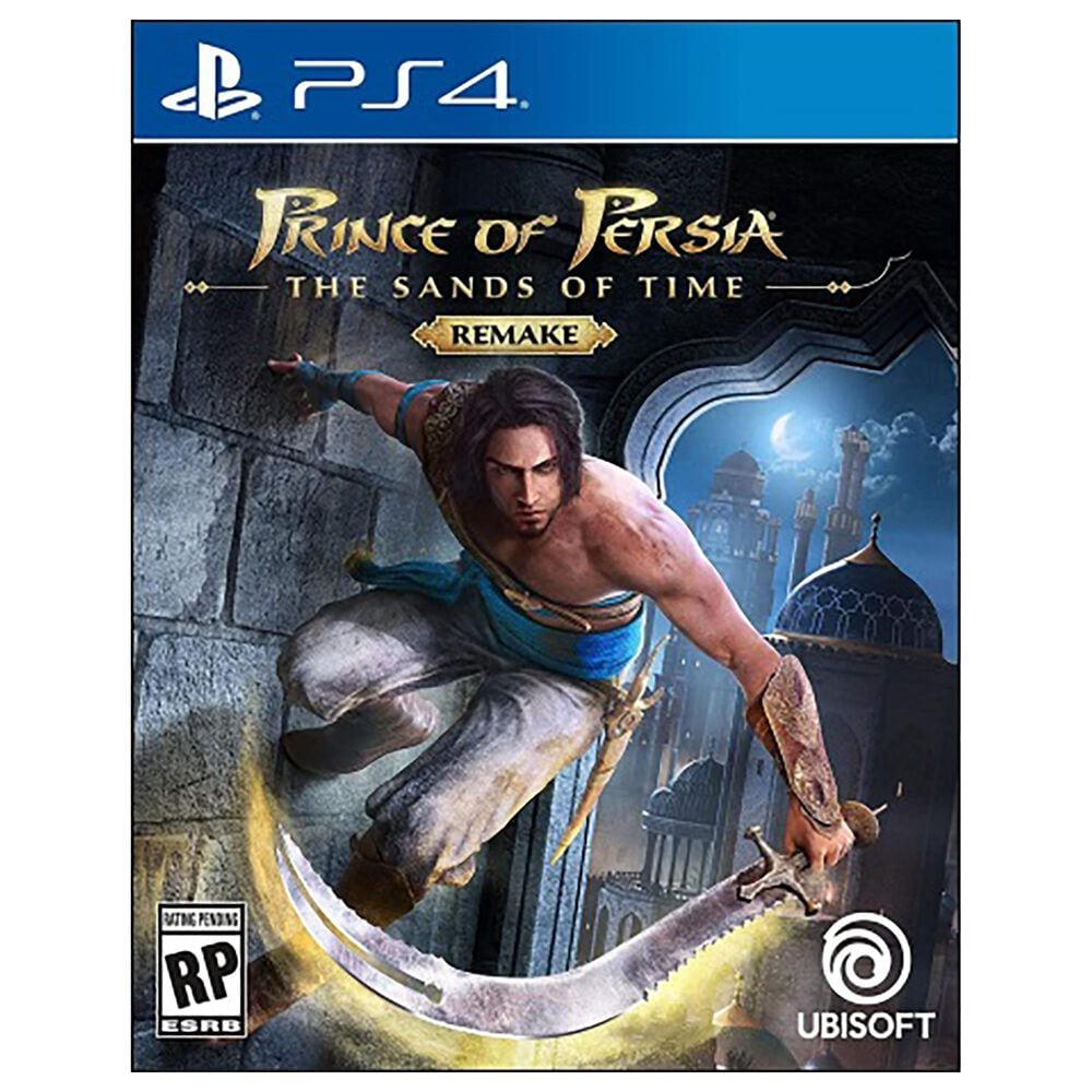 Prince of Persia: The Sands of Time Remake - PlayStation 4, , large