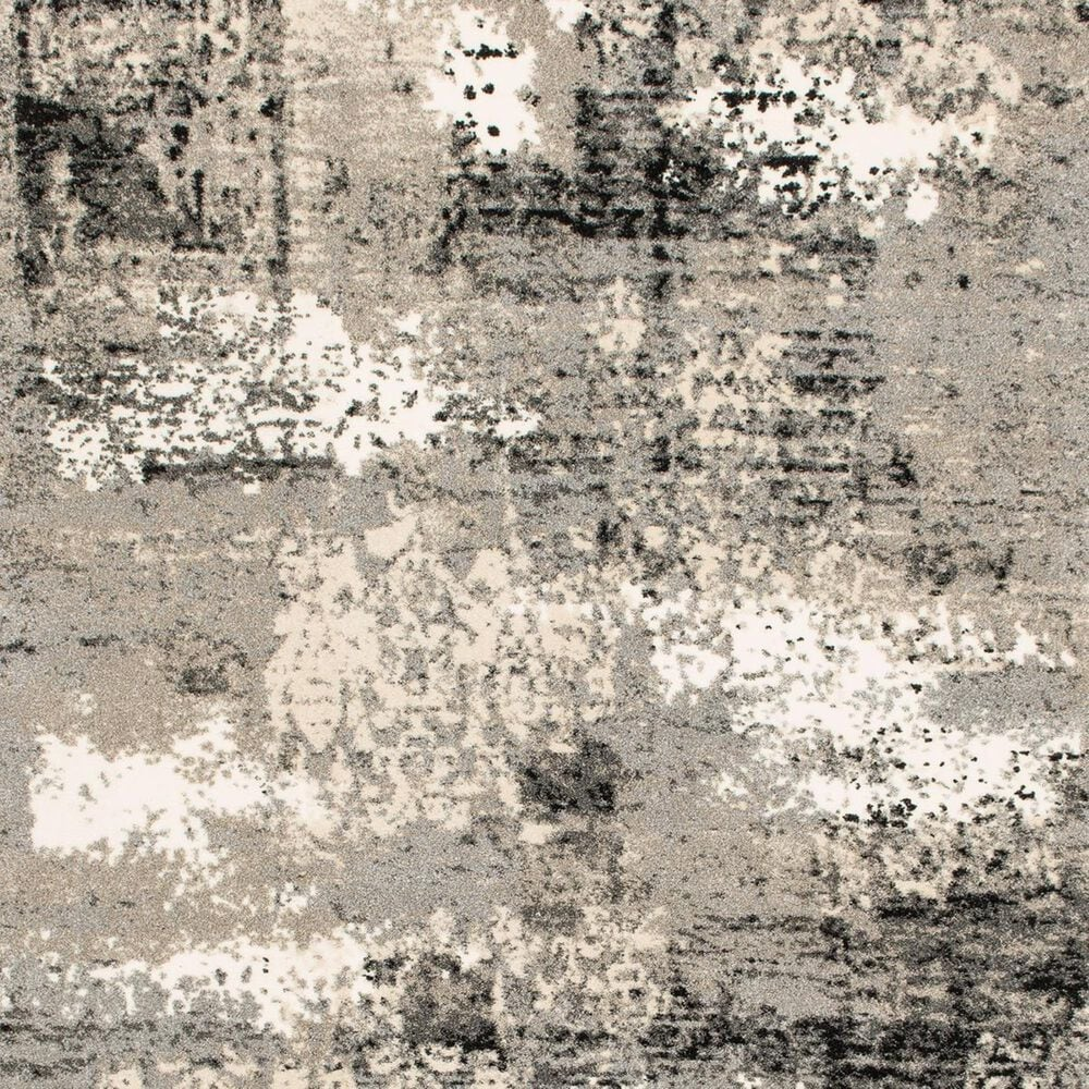 "Loloi Viera VR-04 7'7"" x 10'6"" Grey Area Rug, , large"