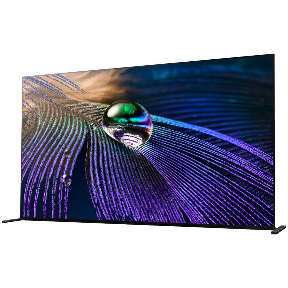 "Sony 65"" BRAVIA XR A90J MASTER Series OLED 4K Ultra HD HDR Google Smart TV, , large"
