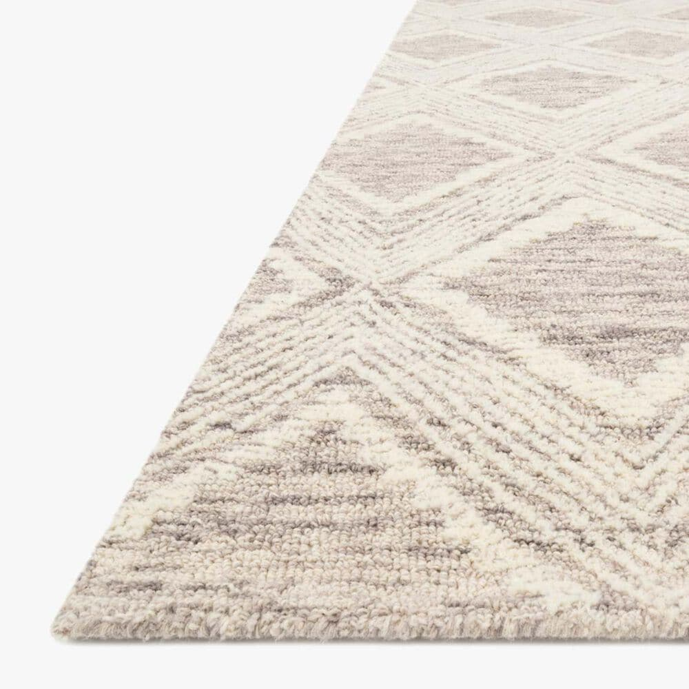 """ED Ellen DeGeneres Crafted by Loloi Kopa 11'6"""" x 15' Smoke and Ivory Area Rug, , large"""