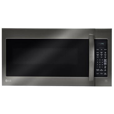 LG 2.0 Cu. Ft. Over-the-Range Microwave with Easy Clean in Black Stainless Steel, , large