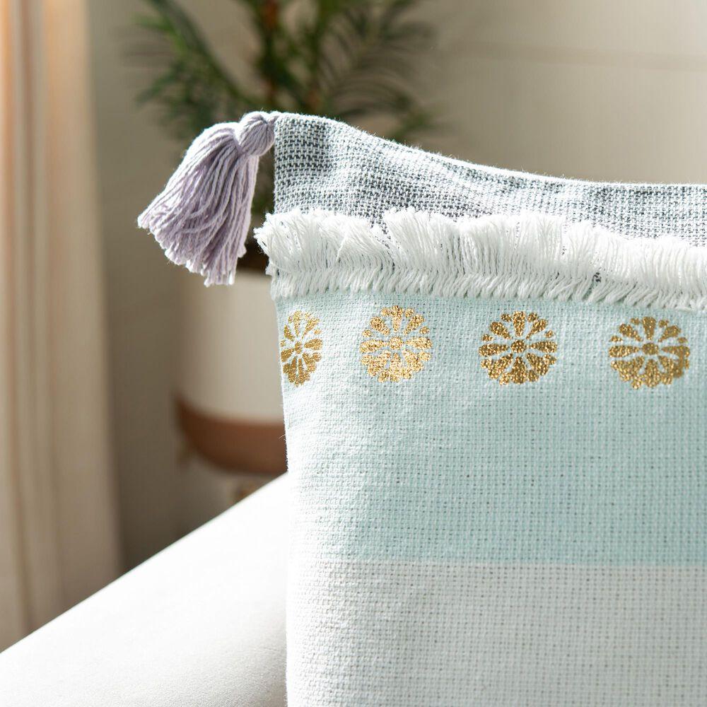 "Safavieh Norra 20"" Pillow in Multicolor, , large"