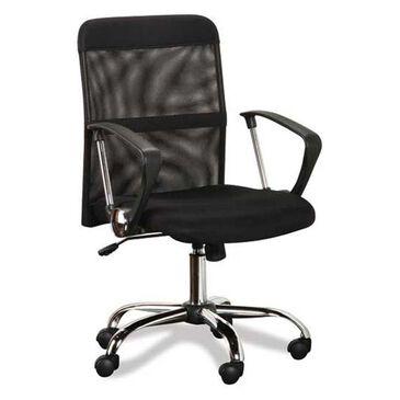 New Era Holding Group LTD Ergonomic Desk Chair in Black, , large